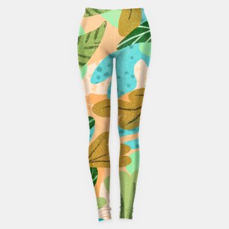 Thumbnail image of Rough Around The Edges Leggings, Live Heroes