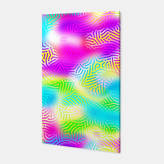 Colorful Pattern  Canvas obraz miniatury