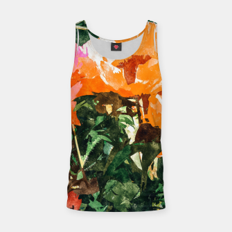 Thumbnail image of Blossoming Florals Tank Top, Live Heroes
