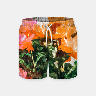 Thumbnail image of Blossoming Florals Swim Shorts, Live Heroes