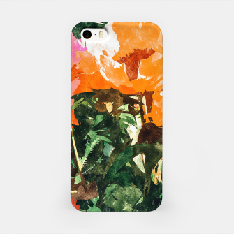 Miniaturka Blossoming Florals iPhone Case, Live Heroes