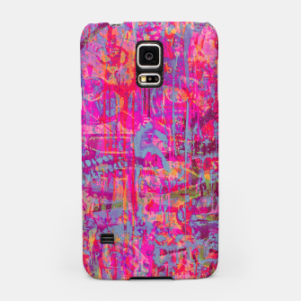 Thumbnail image of Pink Graffiti Samsung Case, Live Heroes