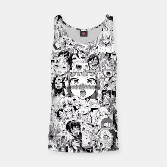Thumbnail image of Ahegao classic Tank Top, Live Heroes