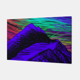 Miniaturka let me be your sky canvas print, Live Heroes
