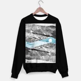 Thumbnail image of A break in the mountains Sweater regular, Live Heroes