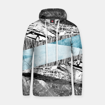 Thumbnail image of A break in the mountains Hoodie, Live Heroes