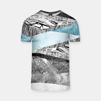 Thumbnail image of A break in the mountains T-shirt, Live Heroes