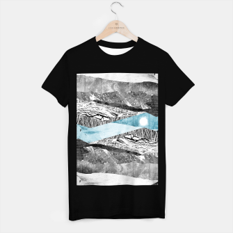 Thumbnail image of A break in the mountains T-shirt regular, Live Heroes
