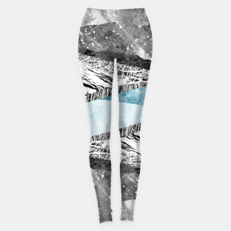 Thumbnail image of A break in the mountains Leggings, Live Heroes