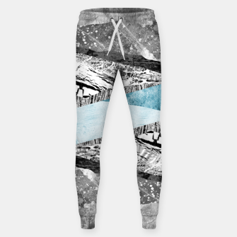 Thumbnail image of A break in the mountains Sweatpants, Live Heroes