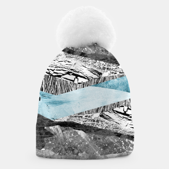Thumbnail image of A break in the mountains Beanie, Live Heroes