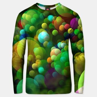 Thumbnail image of Bubbles Unisex sweater, Live Heroes