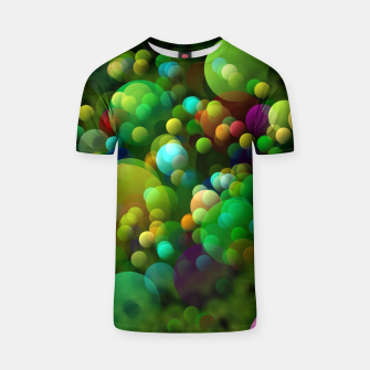Thumbnail image of Bubbles T-shirt, Live Heroes