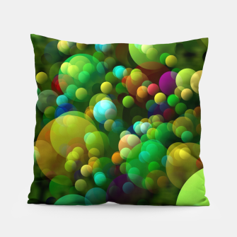 Thumbnail image of Bubbles Pillow, Live Heroes