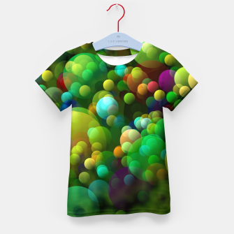 Thumbnail image of Bubbles Kid's t-shirt, Live Heroes