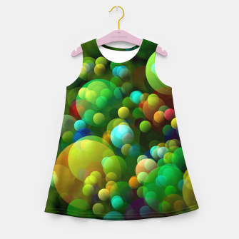 Thumbnail image of Bubbles Girl's summer dress, Live Heroes