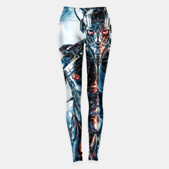 Miniatur Servant Of The Machine Leggings, Live Heroes