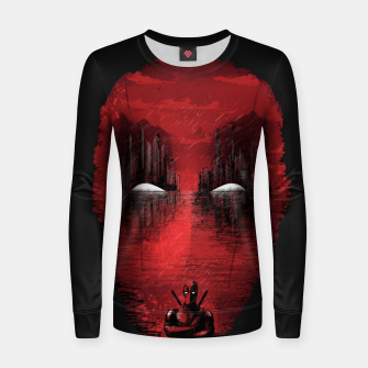 Thumbnail image of Dead City Women sweater, Live Heroes