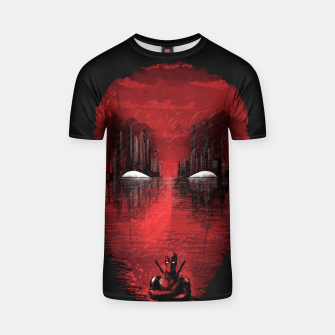 Thumbnail image of Dead City T-shirt, Live Heroes