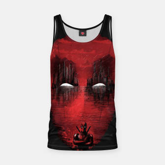 Thumbnail image of Dead City Tank Top, Live Heroes