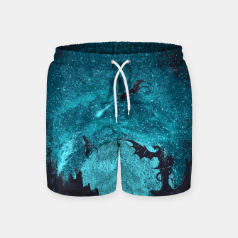 Miniatur Mother of Dragons Swim Shorts, Live Heroes