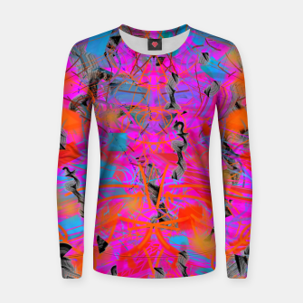Thumbnail image of Sweetness Trance Women sweater, Live Heroes