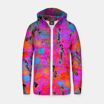 Sweetness Trance Zip up hoodie thumbnail image