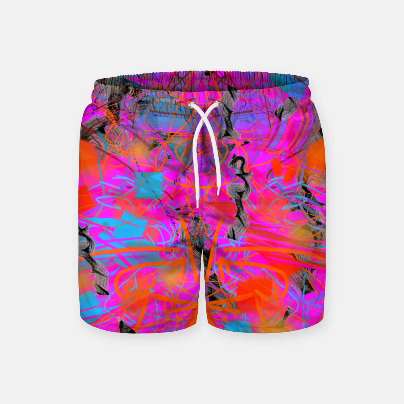 Image of Sweetness Trance Swim Shorts - Live Heroes