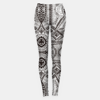Thumbnail image of Nomad tribe Leggings, Live Heroes