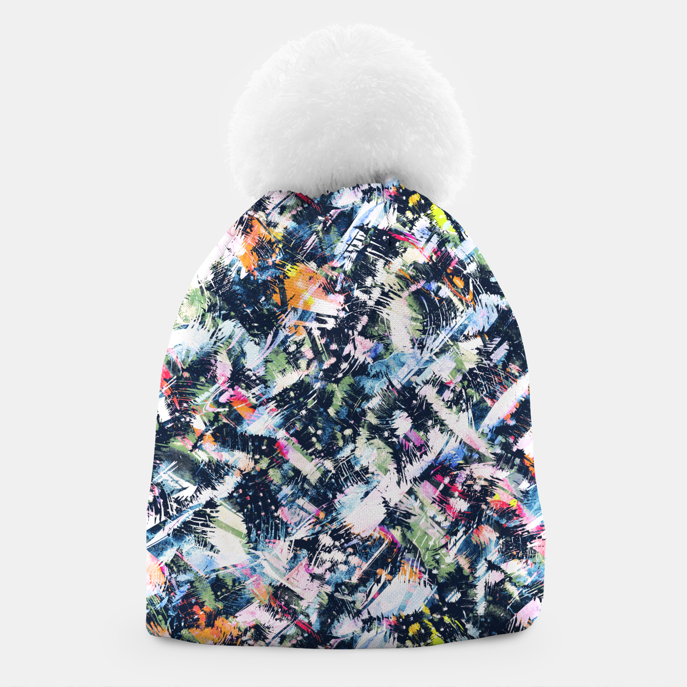 Image of Paintbrush abstract Gorro - Live Heroes