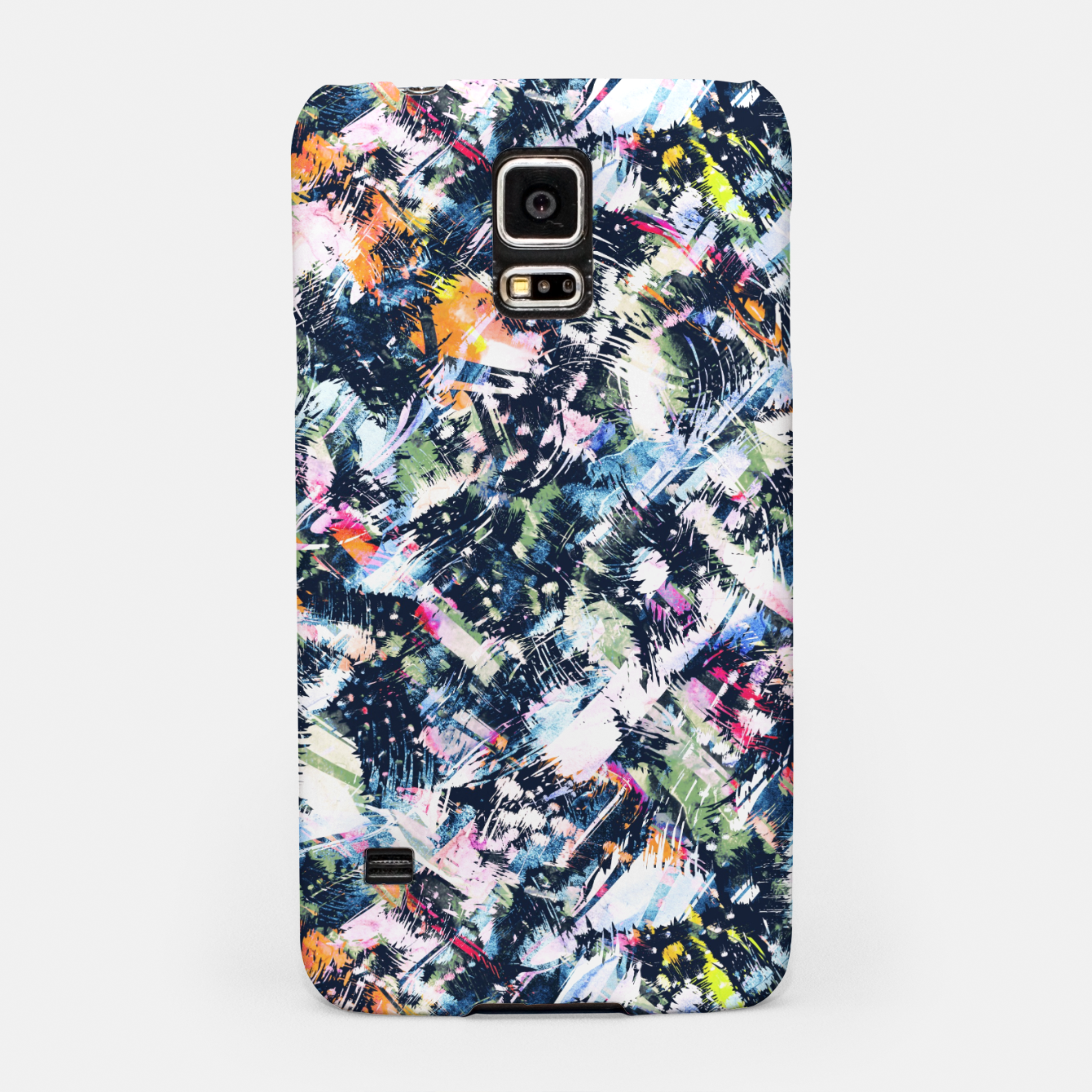 Image of Paintbrush abstract Carcasa por Samsung - Live Heroes