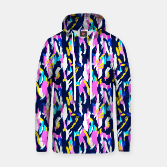 Thumbnail image of Colorful brushstrokes II Sudadera con capucha, Live Heroes
