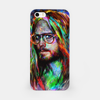 Miniaturka jared leto iPhone Case, Live Heroes