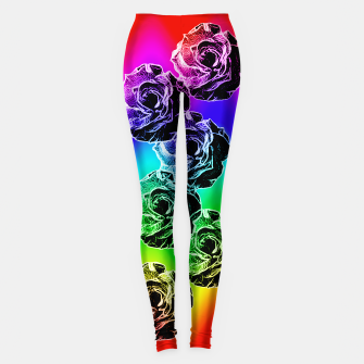 Thumbnail image of rosy bright leggings, Live Heroes