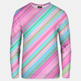 Sloping Lines Unisex sweater miniature