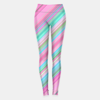 Sloping Lines Leggings miniature