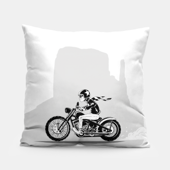 Thumbnail image of Road Trip Pillow, Live Heroes