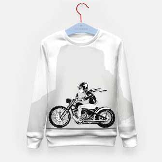 Thumbnail image of Road Trip Kid's sweater, Live Heroes