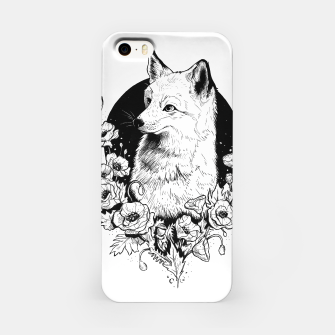 Miniature de image de Charming Fox iPhone Case, Live Heroes