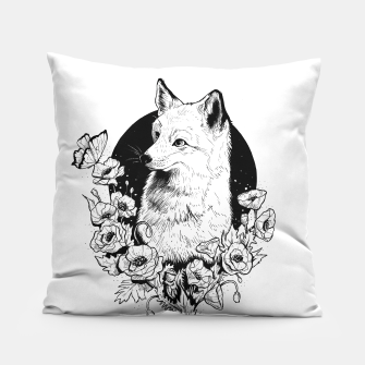 Miniature de image de Charming Fox Pillow, Live Heroes