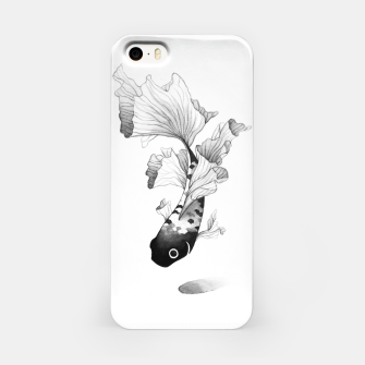 Thumbnail image of Beta fish iPhone Case, Live Heroes