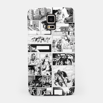 Thumbnail image of Comic Samsung Case, Live Heroes