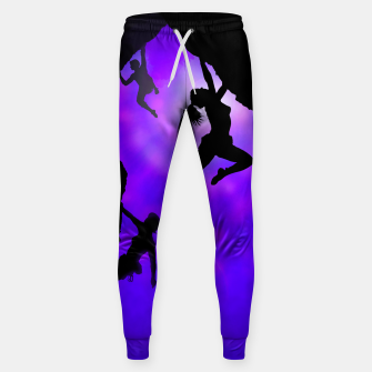 Thumbnail image of moonlit climbers sweatpants, Live Heroes