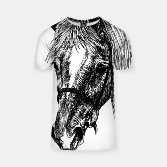 Thumbnail image of flossy horse t shirt, Live Heroes