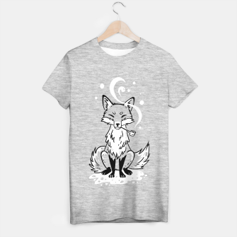 Thumbnail image of Mystic Fox T-shirt regular, Live Heroes