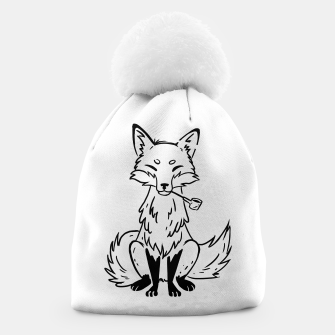 Thumbnail image of Mystic Fox Beanie, Live Heroes
