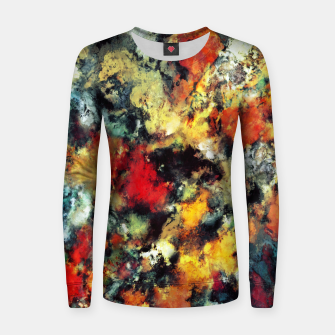 Thumbnail image of Distraction Women sweater, Live Heroes