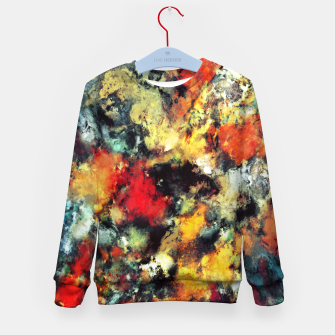 Thumbnail image of Distraction Kid's sweater, Live Heroes