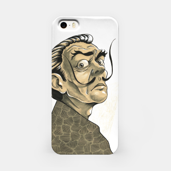 Thumbnail image of Dali iPhone Case, Live Heroes