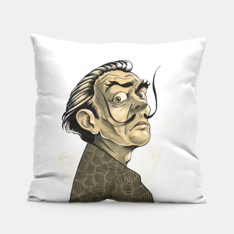 Thumbnail image of Dali Pillow, Live Heroes
